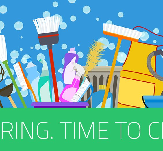 Jim Morgan Fine Dry Cleaning Spring Cleaning Time