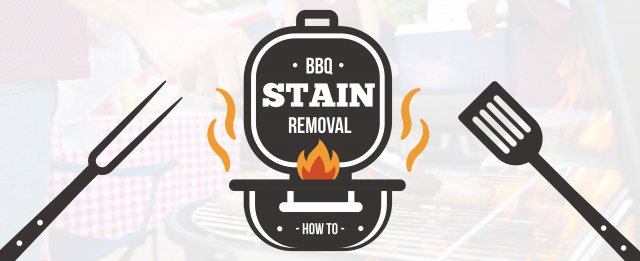 Jim Morgan Barbecue Stain Removal